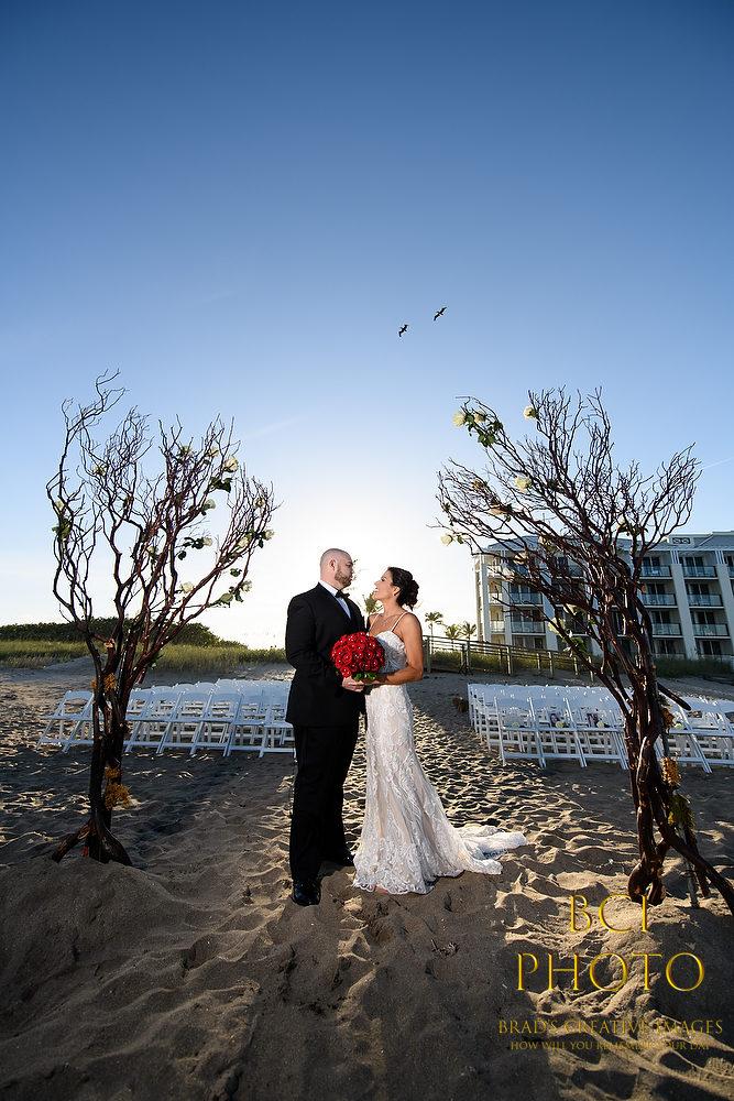 Hutchinson Shores Wedding Spectacular